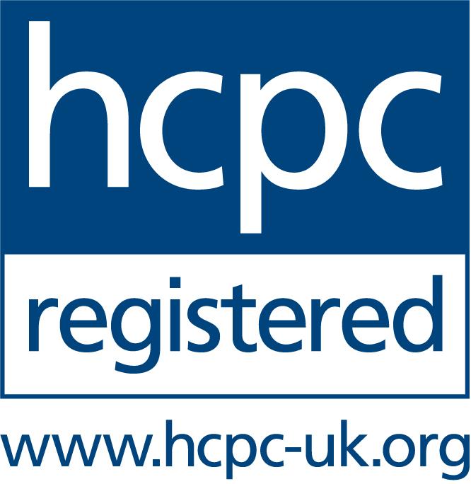 HCPC Registered logo
