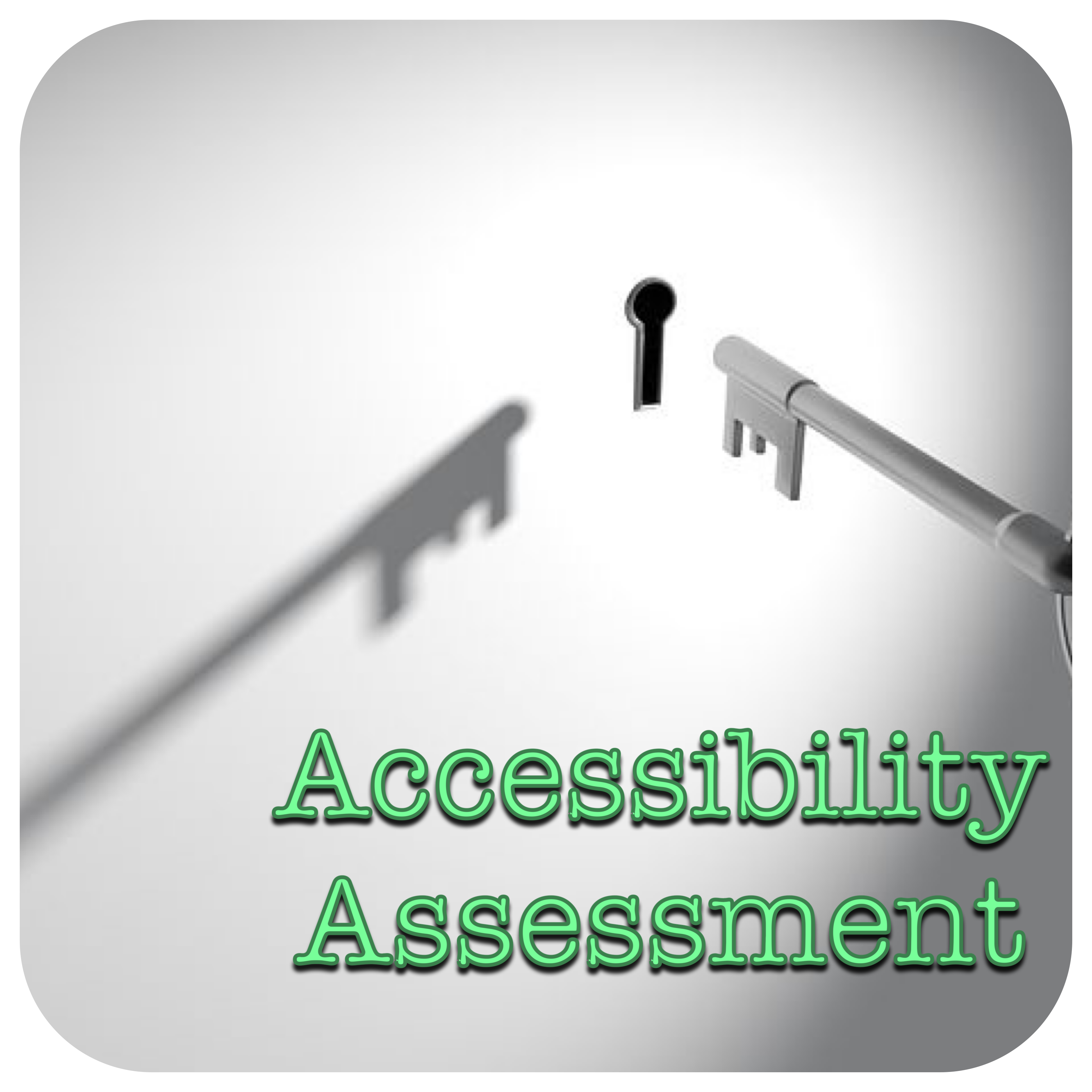 Accessibility Assessment (Key going in lock)