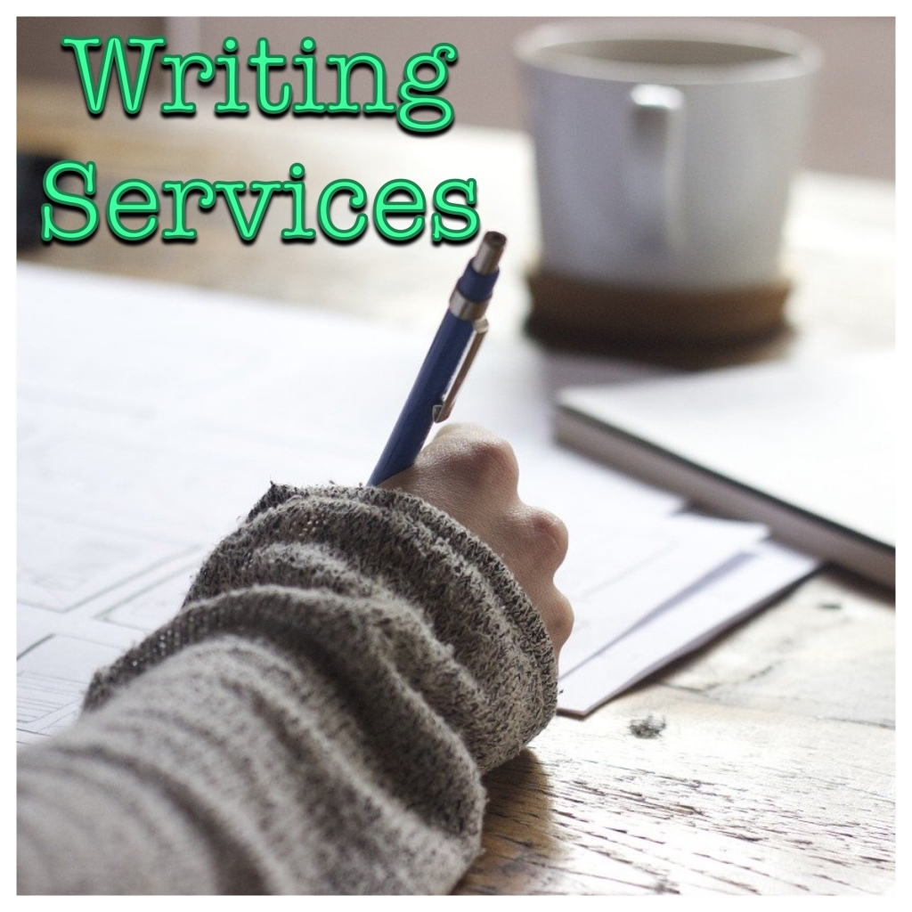Writing Services Logo